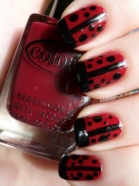 17 Interesting Ideas for Your Next Nail Art   (11)
