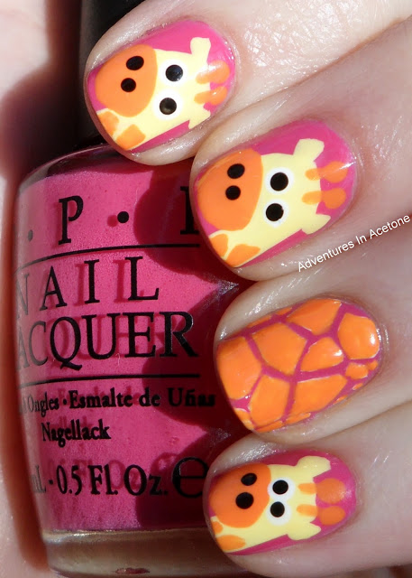17 Interesting Ideas for Your Next Nail Art   (12)