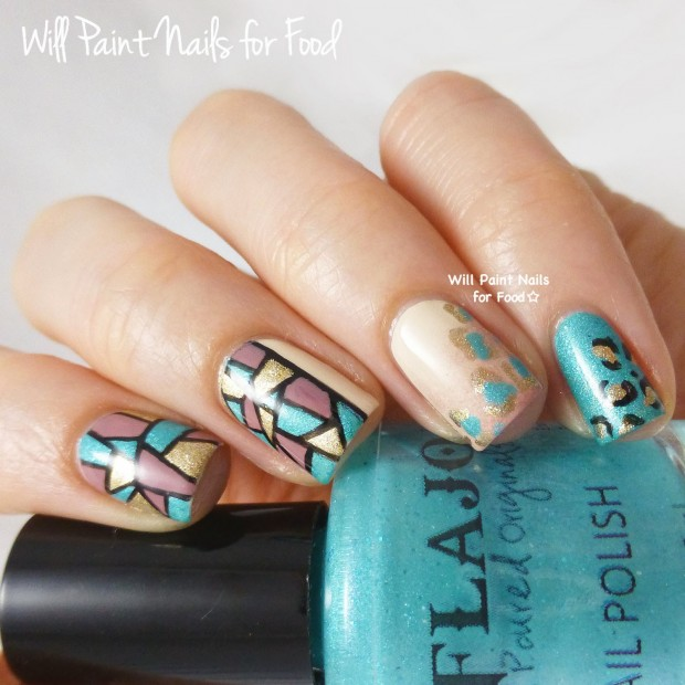 17 Interesting Ideas for Your Next Nail Art   (14)