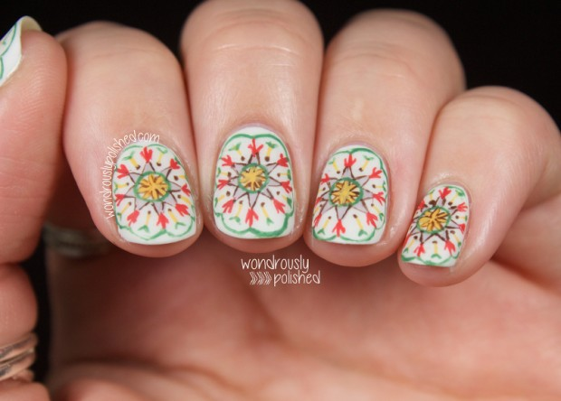 17 Interesting Ideas for Your Next Nail Art   (16)