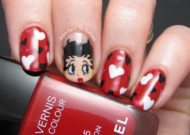 17 Interesting Ideas for Your Next Nail Art   (2)