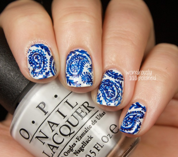 17 Interesting Ideas for Your Next Nail Art   (3)
