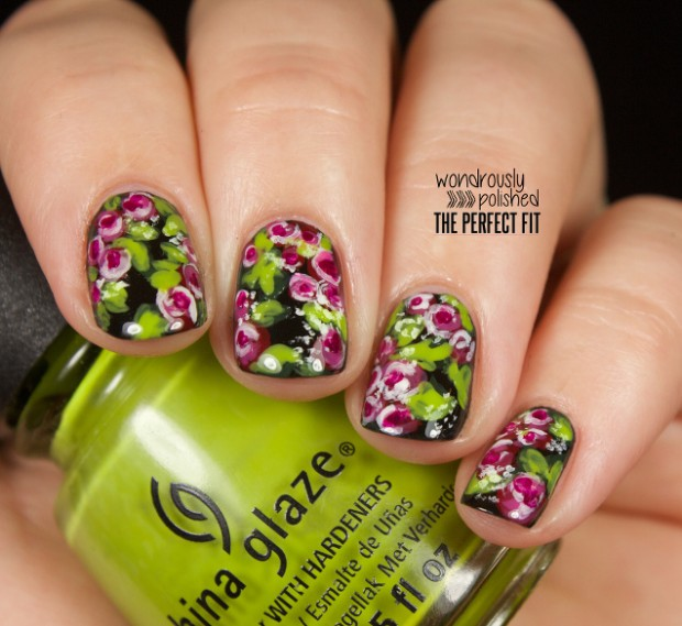 17 Interesting Ideas for Your Next Nail Art   (4)