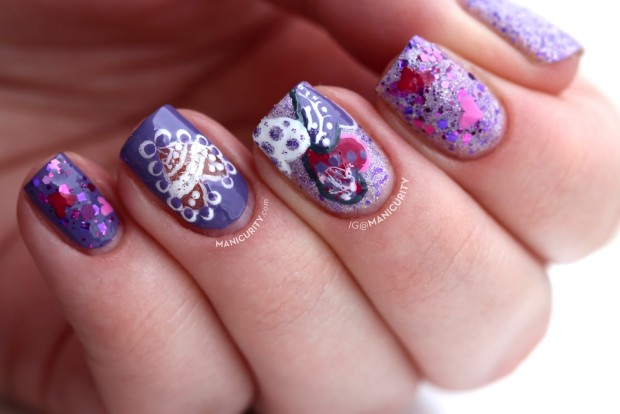 17 Interesting Ideas for Your Next Nail Art   (8)