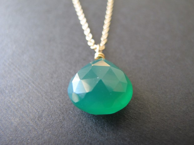 17 Lovely Handmade Jewelry Pieces for St. Patrick's Day (16)