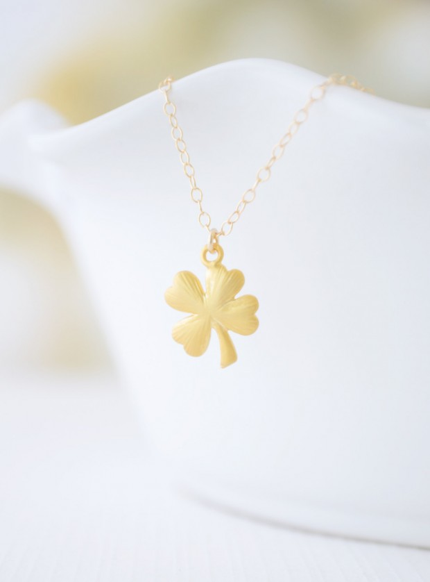 17 Lovely Handmade Jewelry Pieces for St. Patrick's Day (9)
