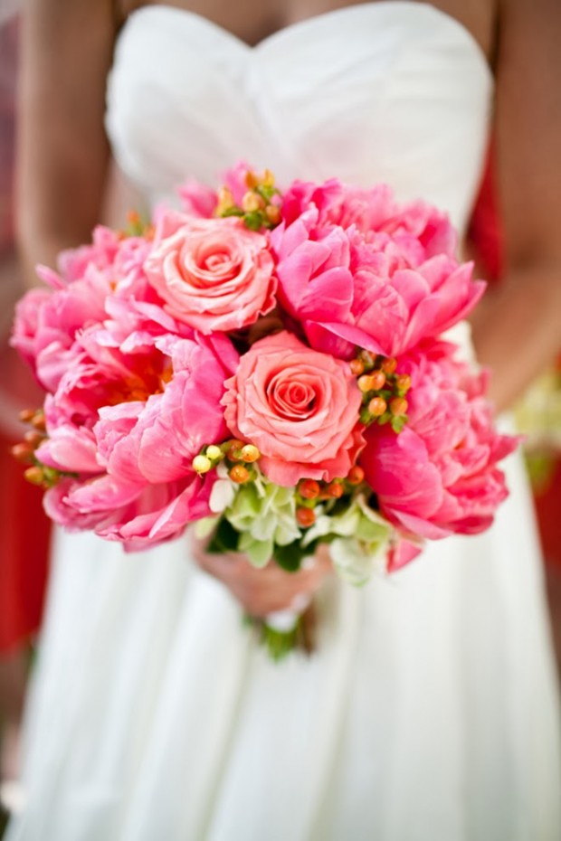 17 Romantic Spring Wedding Bouquets (4)