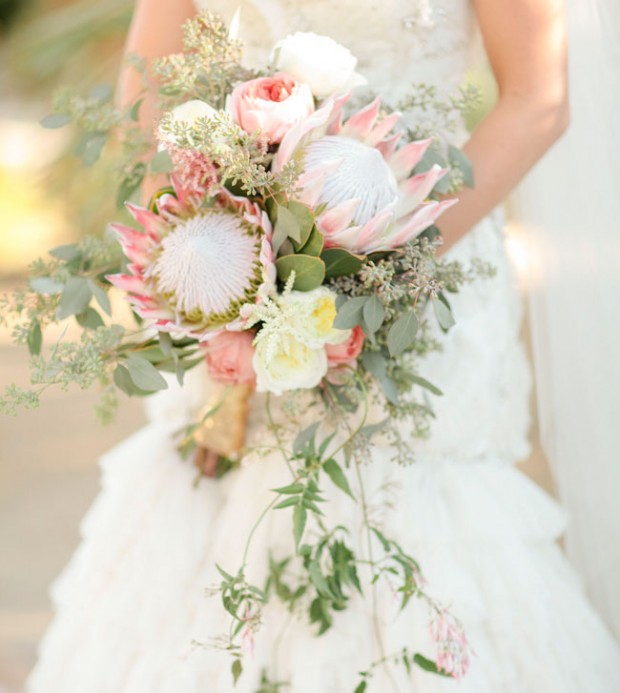 Spring Wedding Flowers Pictures: 17 Romantic Spring Wedding Bouquets