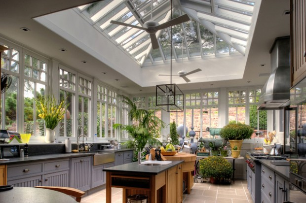 15 Amazing Conservatory Design Ideas & 15 Amazing Conservatory Design Ideas - Style Motivation