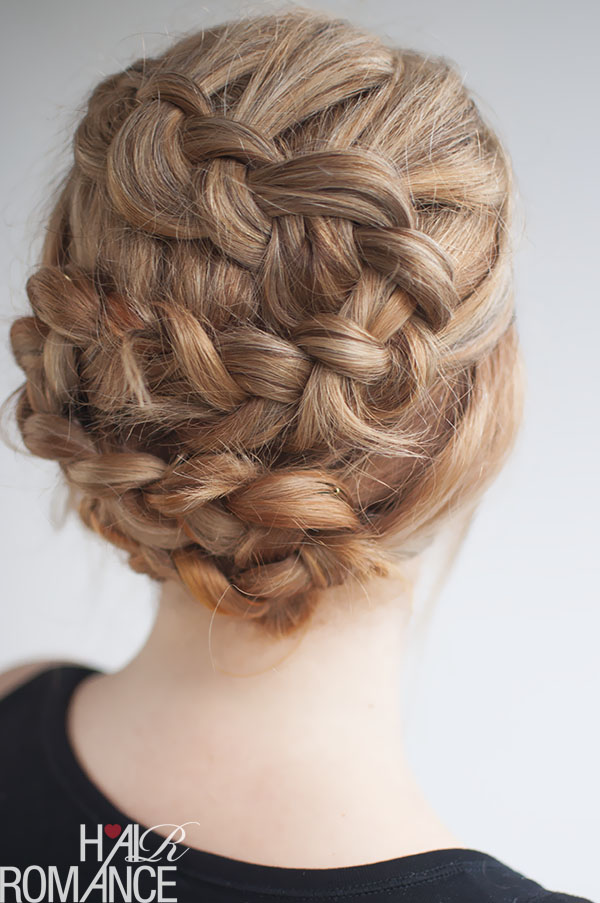 18 Amazing Ideas and Tutorials for Elegant Hairstyle