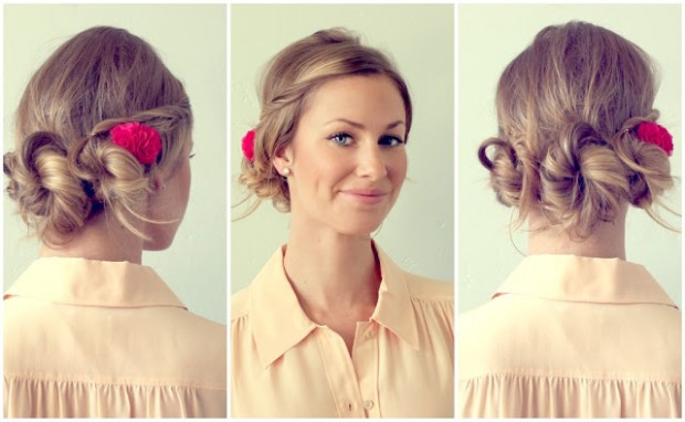 18 Easy Tutorials and Helpful Tips for Perfect Hairstyles (14)
