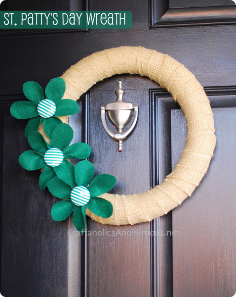18 Great DIY St. Patrick's Day Decoration Projects (16)