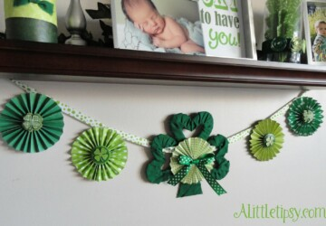 18 Great DIY St. Patrick's Day Decoration Projects - St. Patrick's Day, Diy St. Patrick's Day Decorations, diy projects, diy decorations