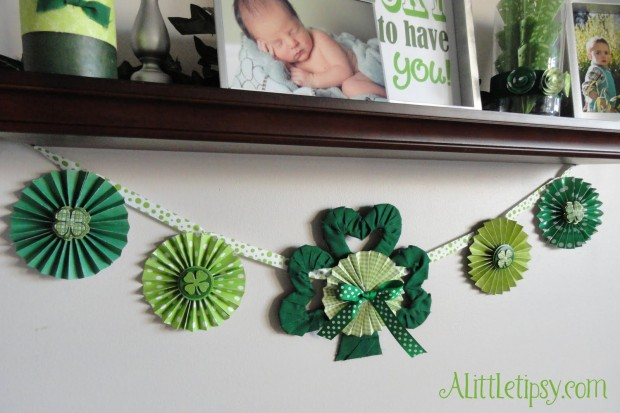 18 Great DIY St. Patrick's Day Decoration Projects (2)