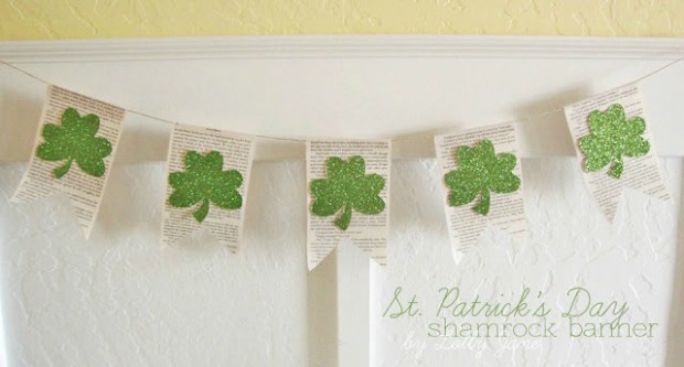 18 Great DIY St. Patrick's Day Decoration Projects (4)