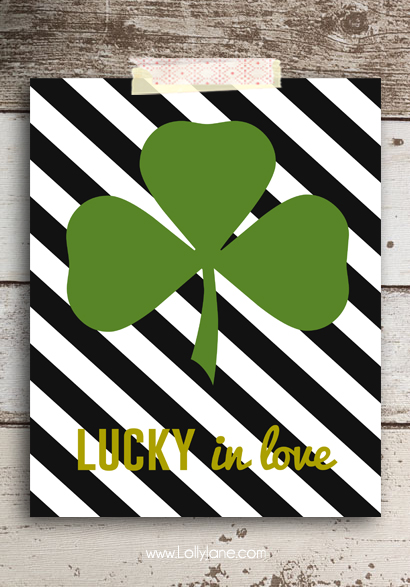 18 Great DIY St. Patrick's Day Decoration Projects