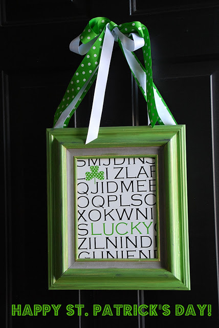 18 Great DIY St. Patrick's Day Decoration Projects (7)
