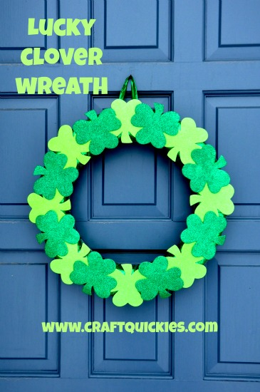 18 Great DIY St. Patrick's Day Decoration Projects (8)