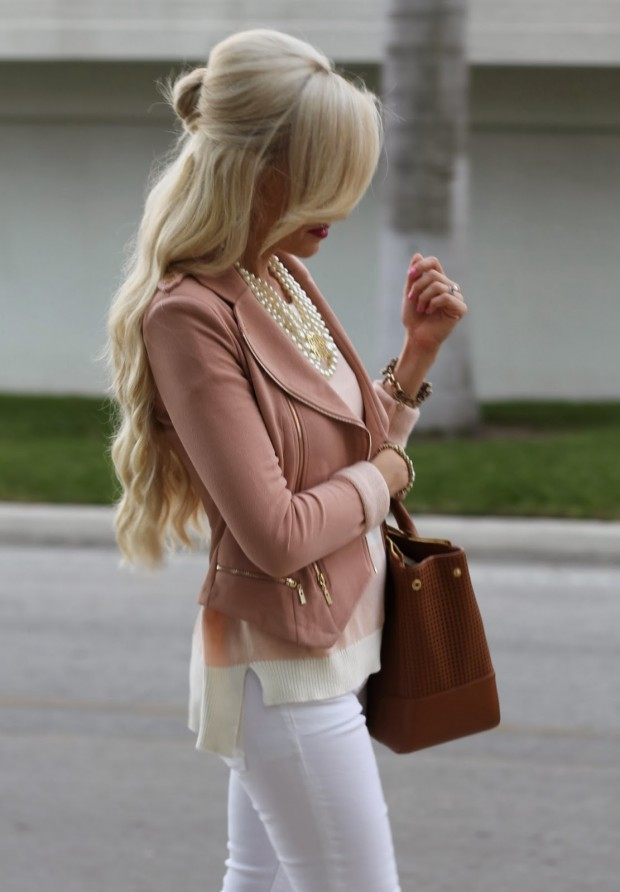 18 Stylish Chick Street Style Combinations (14)