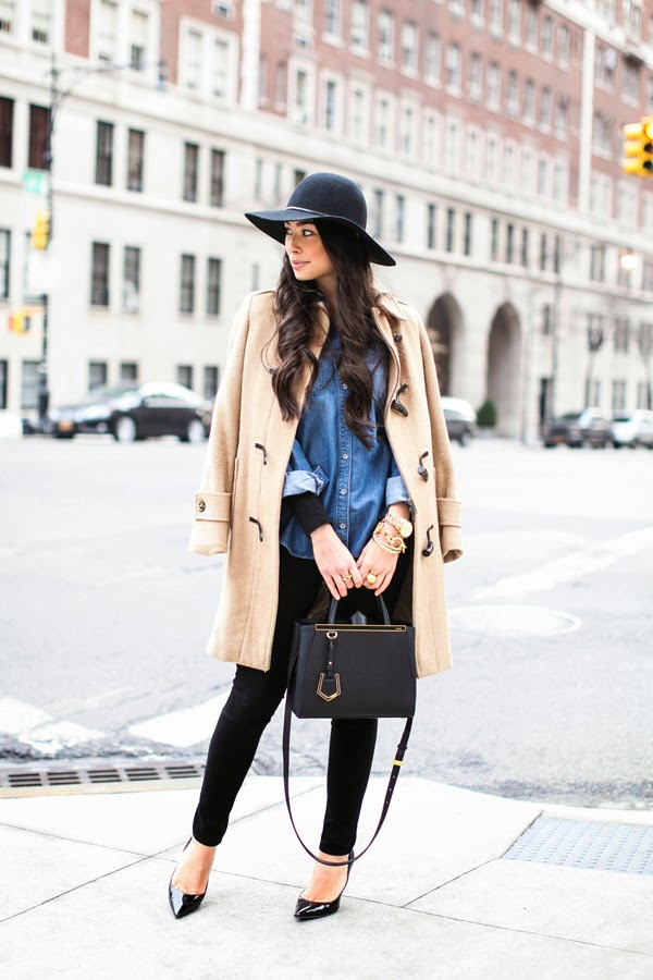 18 Stylish Chick Street Style Combinations (5)