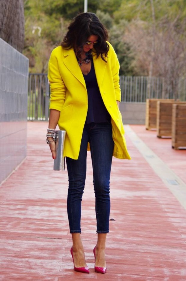 18 Stylish Chick Street Style Combinations (6)