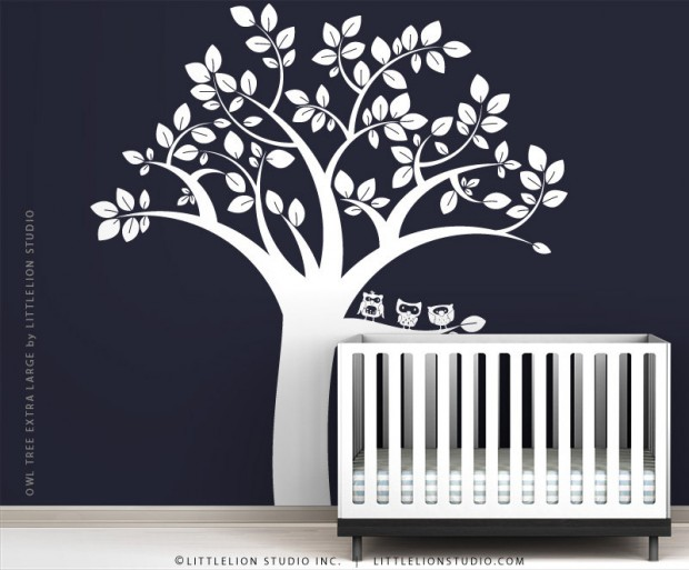 19 Cute Wall Decals in The Spirit of Spring (14)