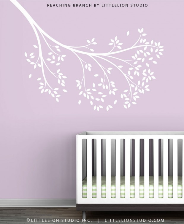 19 Cute Wall Decals in The Spirit of Spring (17)