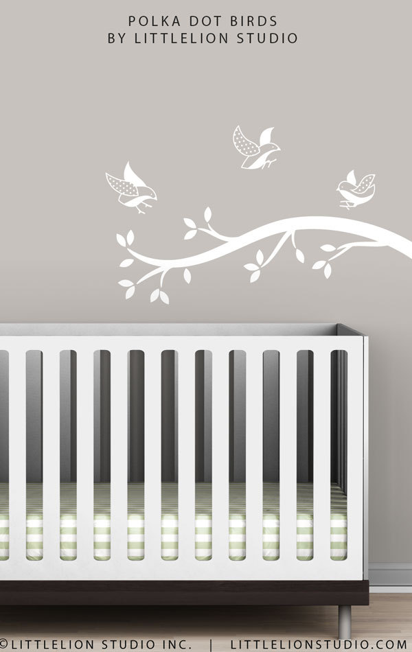 19 Cute Wall Decals in The Spirit of Spring (19)