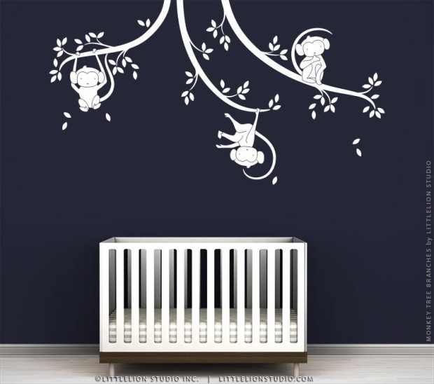 19 Cute Wall Decals in The Spirit of Spring (5)