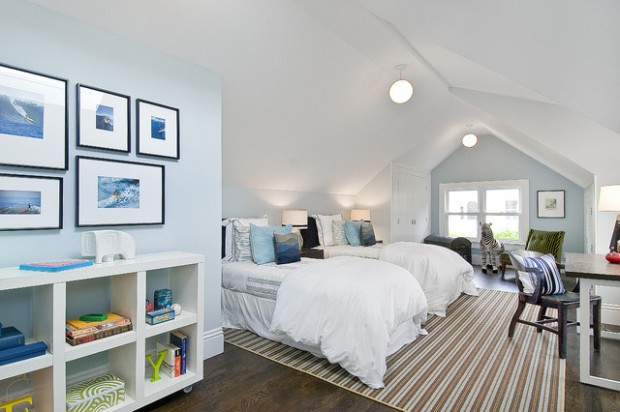 16 Smart Attic Bedroom Design Ideas