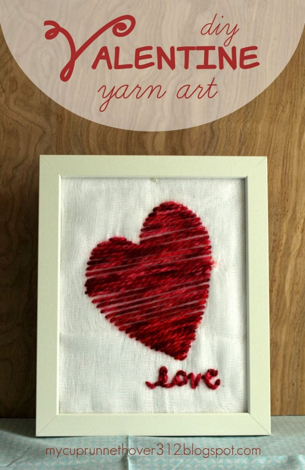 20 Amazing DIY Projects that Symbolize Love (8)