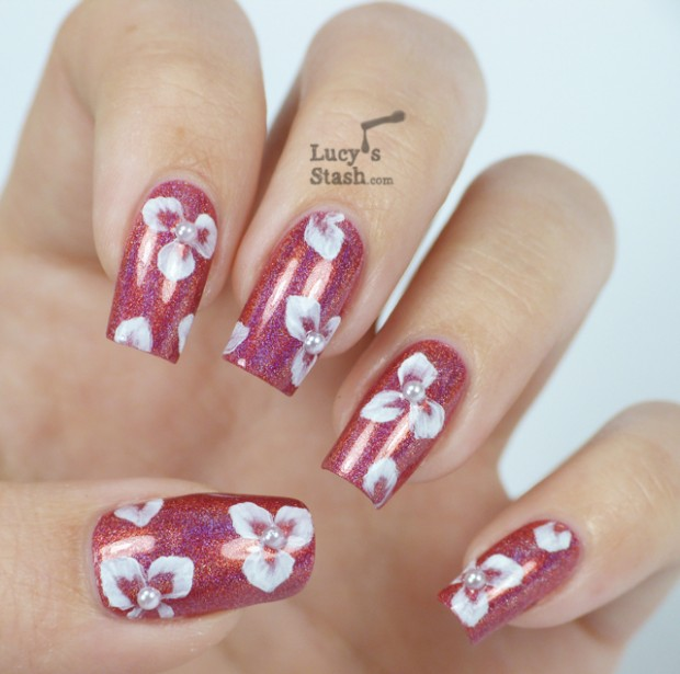 20 Amazing Nail Art Ideas from Lucy's Stash Blog (1)