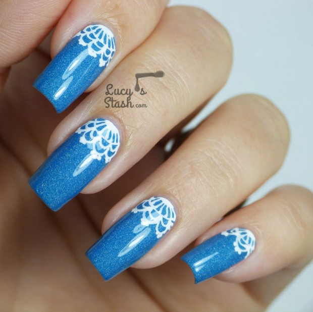 20 Amazing Nail Art Ideas from Lucy's Stash Blog (12)