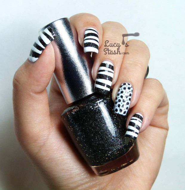 20 Amazing Nail Art Ideas from Lucy's Stash Blog (13)