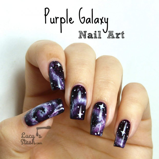 20 Amazing Nail Art Ideas from Lucy's Stash Blog (15)
