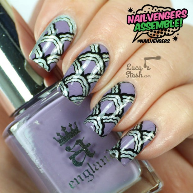 20 Amazing Nail Art Ideas from Lucy\'s Stash Blog - Style Motivation