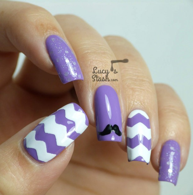 20 Amazing Nail Art Ideas from Lucy's Stash Blog (18)
