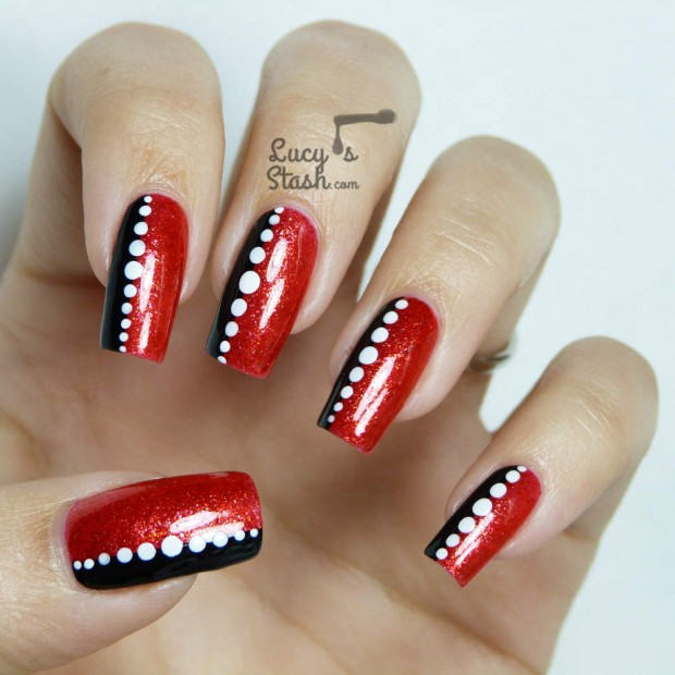 20 Amazing Nail Art Ideas from Lucy's Stash Blog (19)