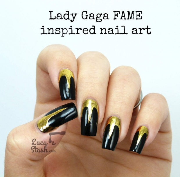 20 Amazing Nail Art Ideas from Lucy's Stash Blog (20)