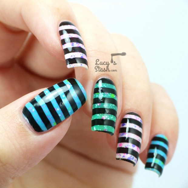 20 Amazing Nail Art Ideas from Lucy's Stash Blog (6)