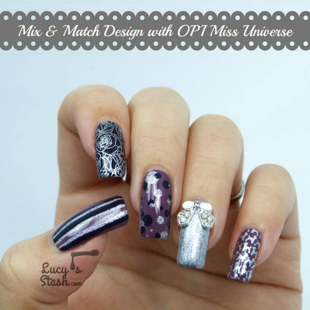 20 Amazing Nail Art Ideas from Lucy's Stash Blog (7)
