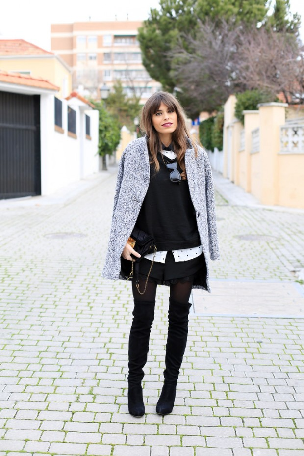 20 Amazing Outfit Ideas from Fashion Blog Seams For a Desire By Jessie Chanes