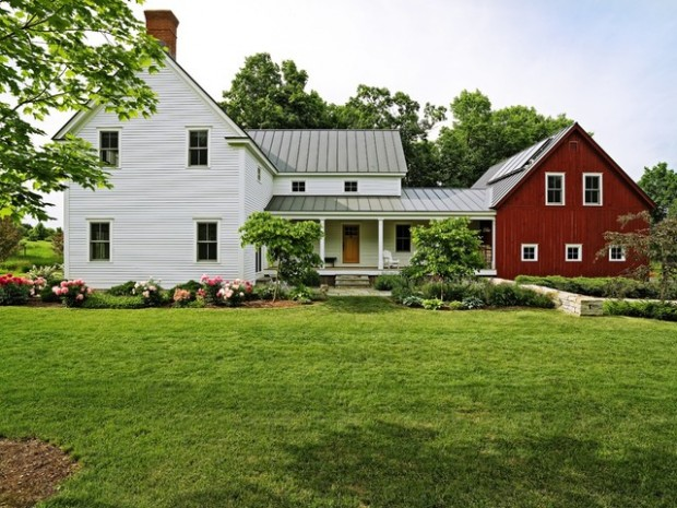 18 Beautiful Farmhouse Design Ideas