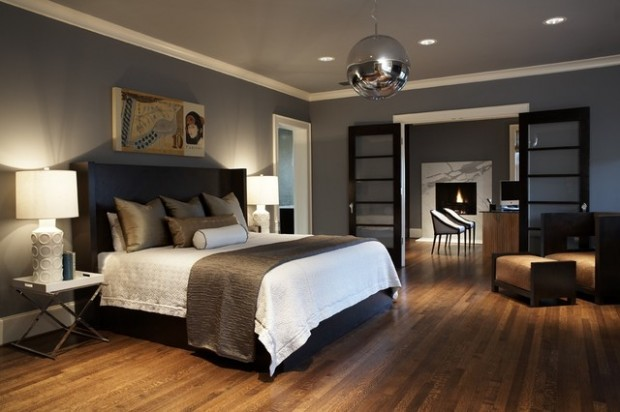 40 Beautiful Gray Master Bedroom Design Ideas Style Motivation Impressive Gray Master Bedroom