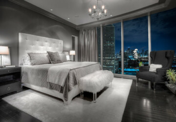 20 Beautiful Gray Master Bedroom Design Ideas - Master Bedroom, gray master bedroom