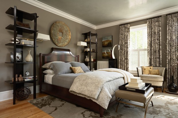 Contemporary master bedroom ideas contemporary master for Beautiful bedroom decor ideas