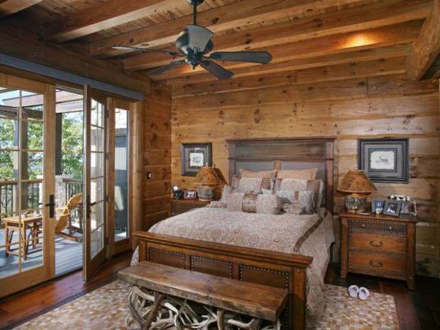 rustic bedroom design ideas | 17 Cozy Rustic Bedroom Design Ideas - Style Motivation