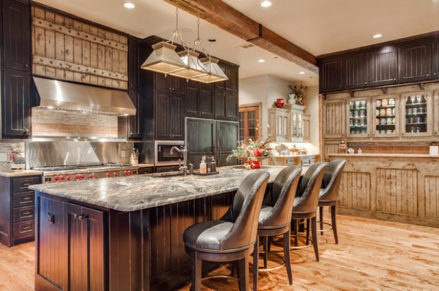 20 Cozy Rustic Kitchen Design Ideas Style Motivation