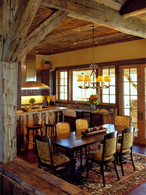 20 Cozy Rustic Kitchen Design Ideas
