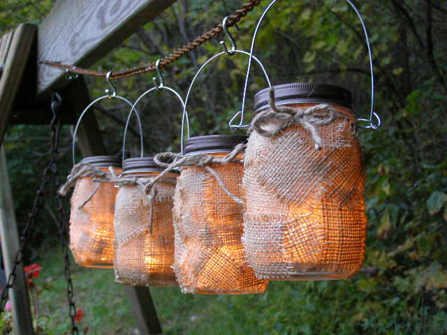 Lovely 16 Decorative Handmade Outdoor Lighting Designs